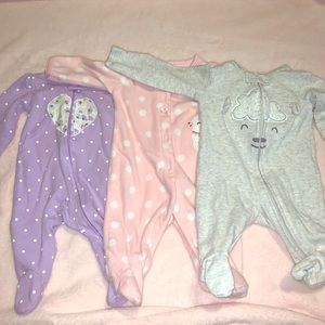 Newborn babygirl onesies!